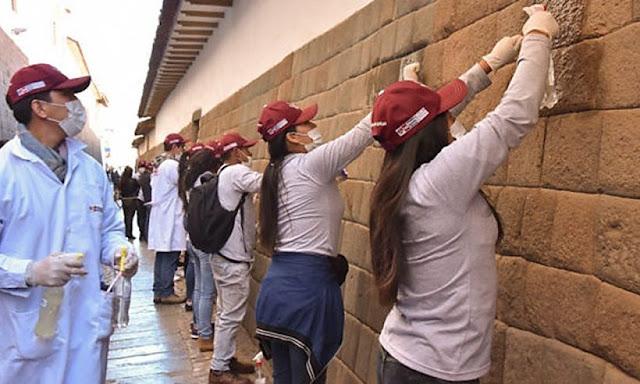 Muros Inkas Cusco
