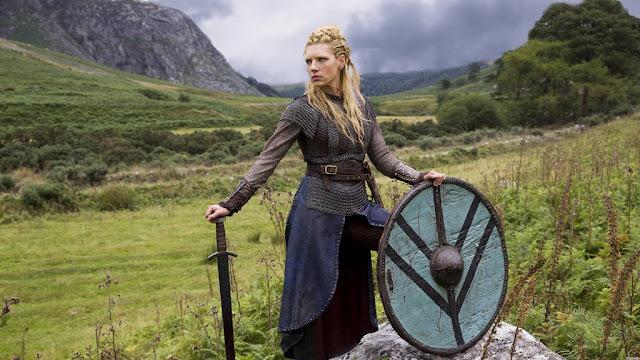 Vikingos Lagertha Noruega Viajes