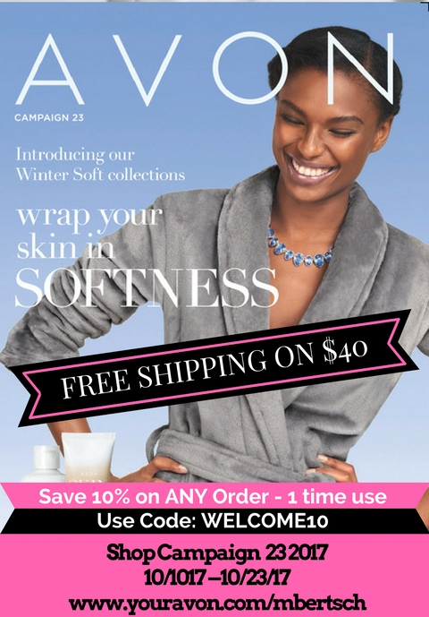 Avon Campaign 23 2017 Brochure - Current Catalog Online