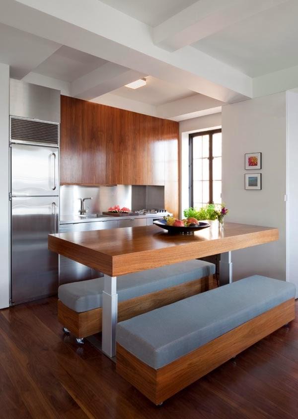 EL Diseño en Cocinas Pequeñas