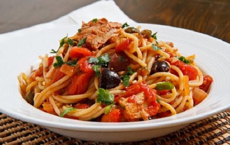 Cara praktis dan mudah membuat spaghetti super enak