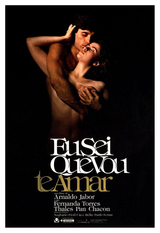Poster do filme Eu Sei Que Vou Te Amar