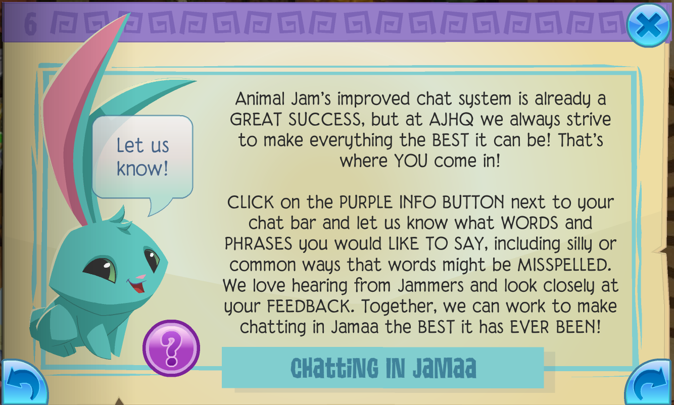 Or Not Necessarily A New System But Ajhqs Sort Of Refined Approach To Jamaas Chat System