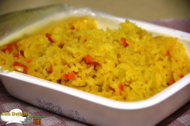 אושפלאו ארוחה ברגע של סוגת Sugat's aosplao meal