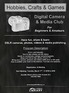 Junction Digital Camera Club: March 21 Black and White Photography
