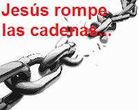 Jesús hace libre al cautivo