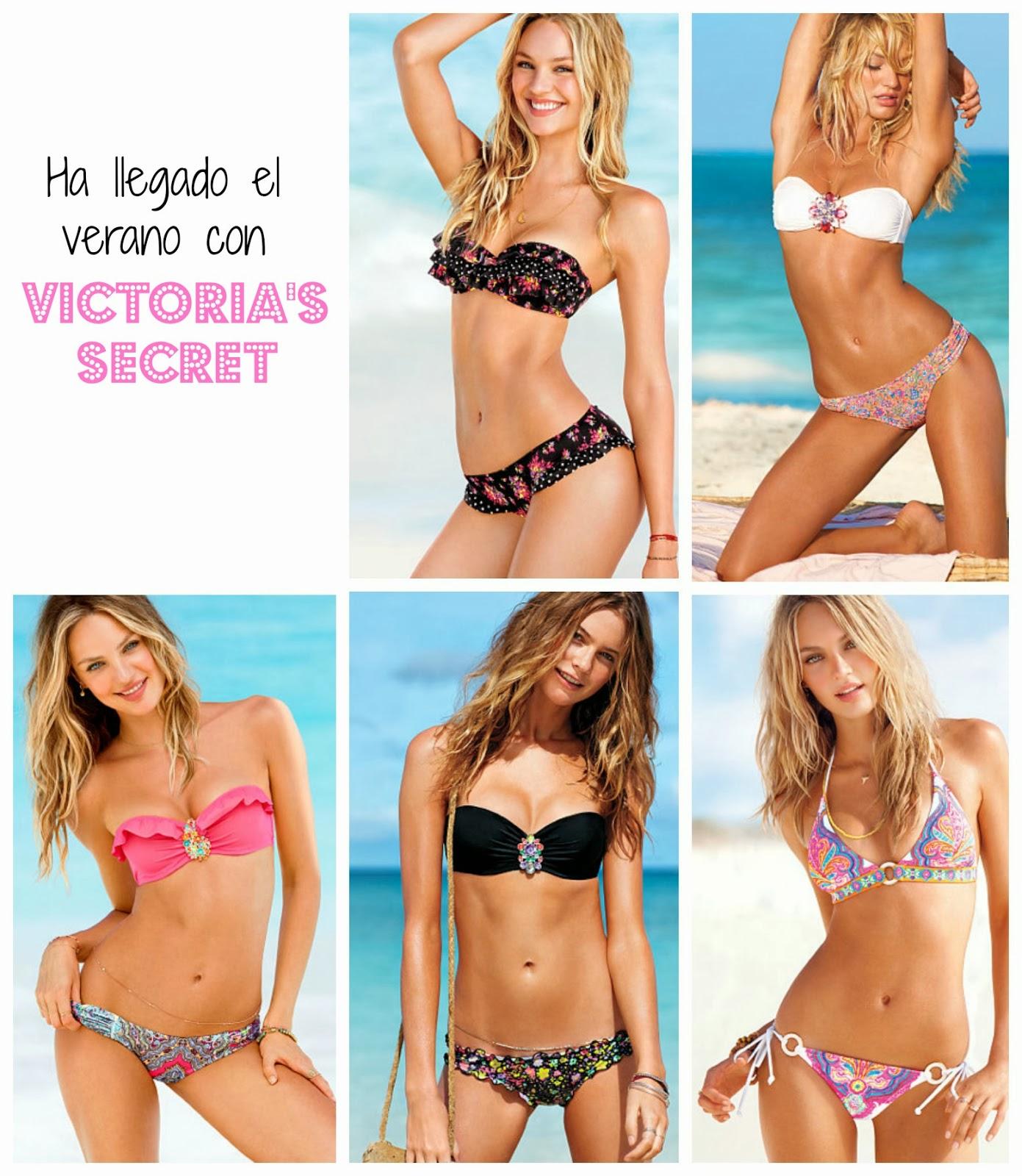 Descubre los bikinis más bonitos del nuevo catálogo de Victoria's Secret