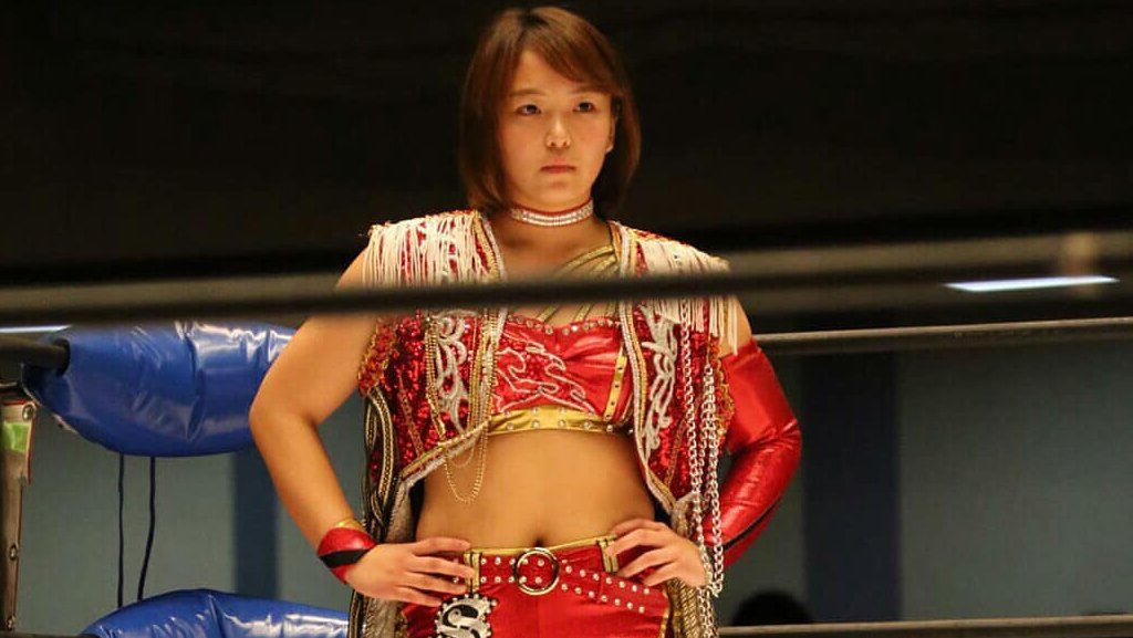 Sareee assina com a WWE