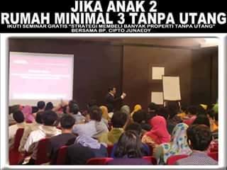 Jadwal Seminar Cipto Junaedy Mei 2016 di Medan