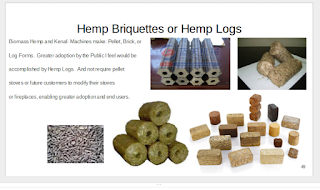 MoHemp Energy Biomass Hemp Pellets, Hemp Logs, Hemp Bricks,