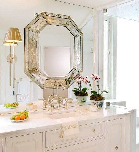 Prairie Perch Venetian Mirrors
