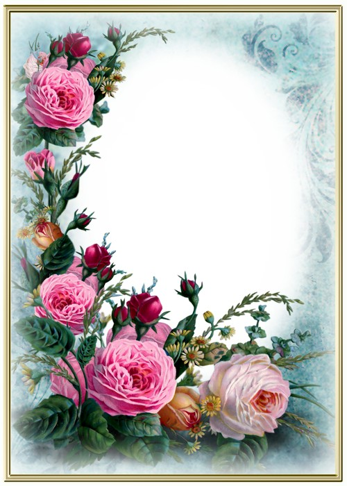 1468042112 flower-frame-free-psd-temlate-free-download