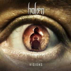 """Το τραγούδι των Haken """"Insomnia"""" από την επανακυκλοφορία του album """"Visions"""""""