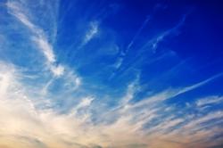 Freundlicher Himmel...