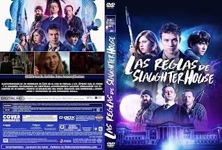 Slaughterhouse Rulez – LAS REGLAS DE Slaughterhouse  2018 [ COVER DVD ]