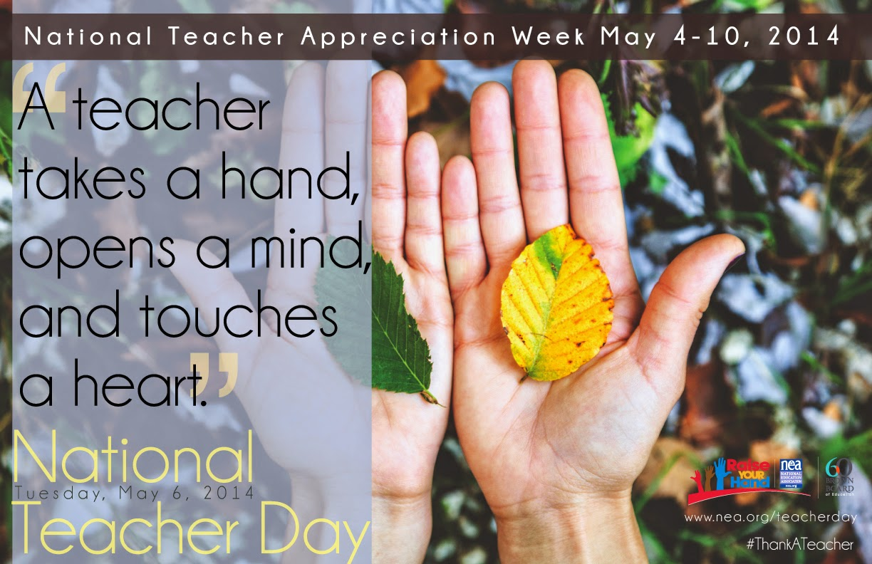 National Teacher Day - May 6