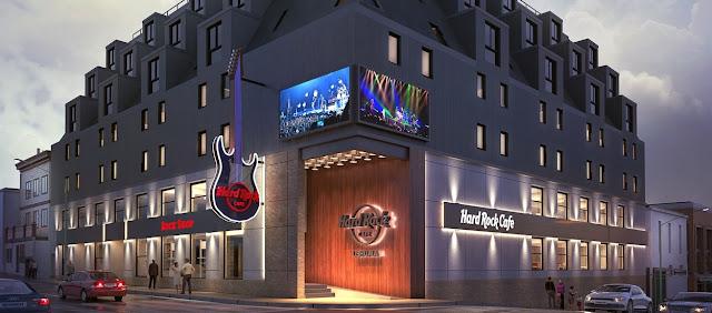 Hard Rock Café Ushuaia