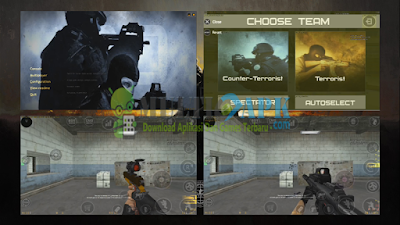 Counter Strike (CS) Global Squad v1.0 Android Apk Data