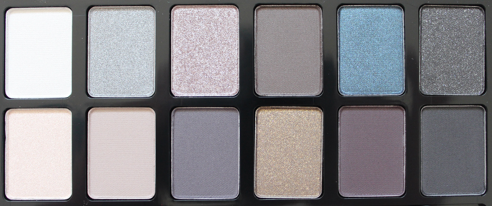 MAYBELLINE | The Rock Nudes Eyeshadow Palette - Review + Swatches - CassandraMyee