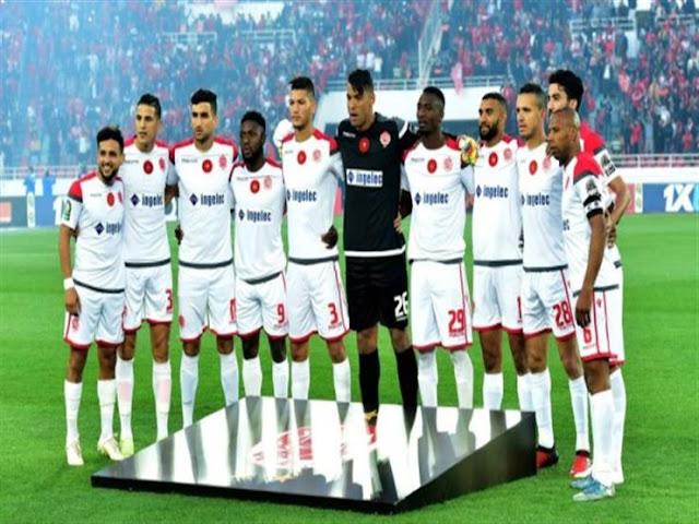 مشاهدة مباراة الوداد الرياضي وإتحاد طنجة بث مباشر بتاريخ 12 / مارس/ 2020 الدوري المغربي
