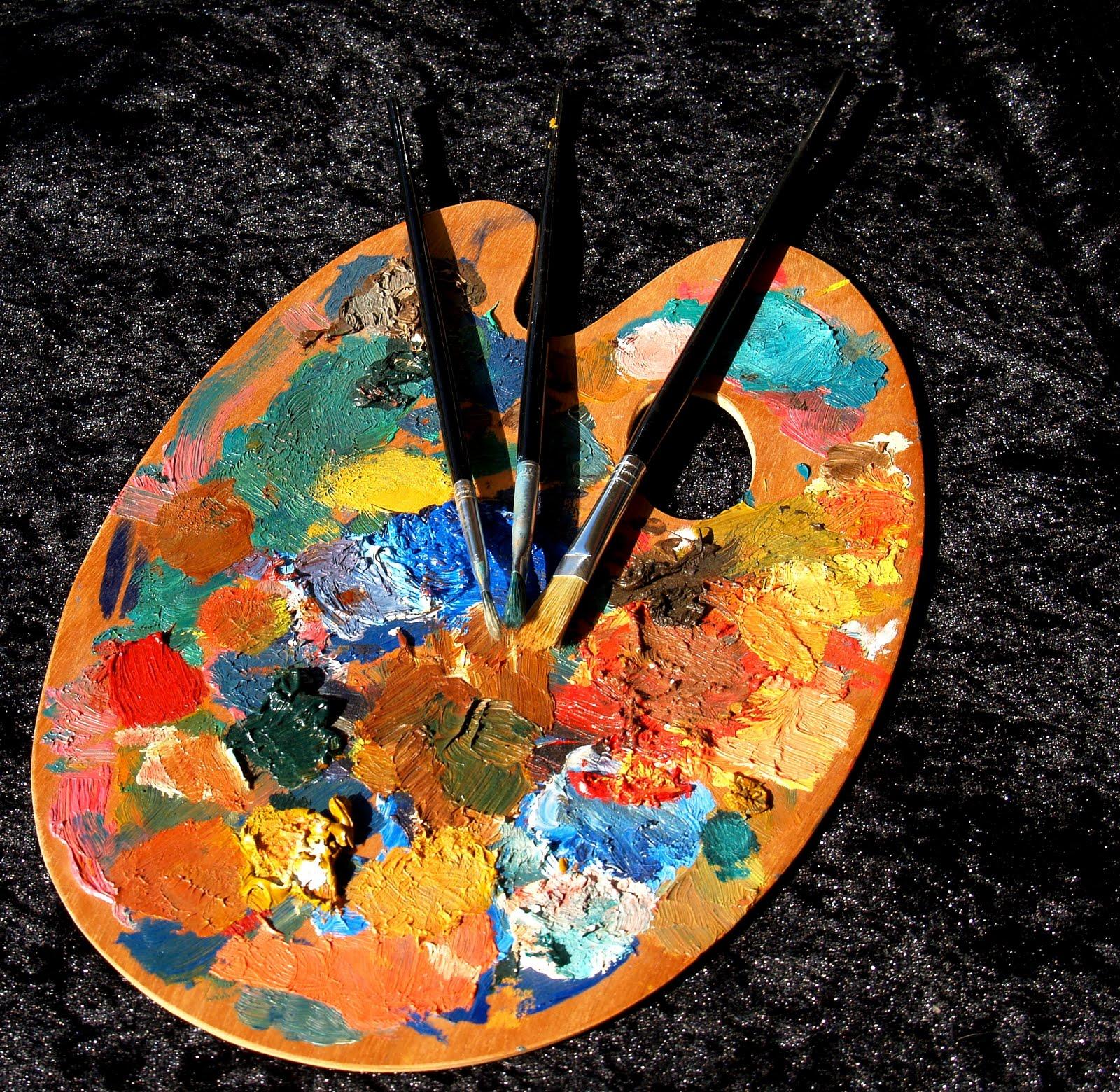 Anclaje de luz rayma revisando su paleta de colores por for Paleta colores pintura