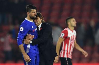 Diego Costa Antonio Conte Chelsea - Judisessions