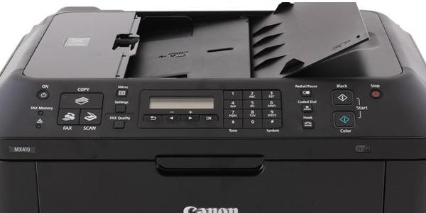 Impresora Canon Pixma Mx 410 Review Consejos