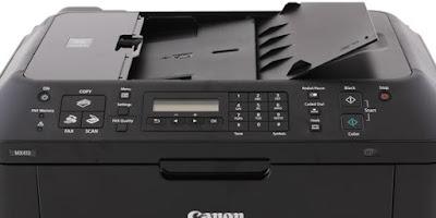 Fax Canon MX-410