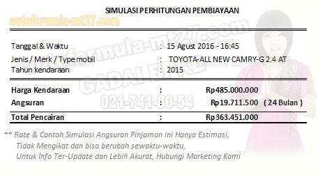 Pinjaman-363-2THN-TOYOTA-CAMRY.G24AT 2015