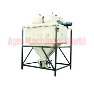 Automatic Bagging Machine (Double hopper)