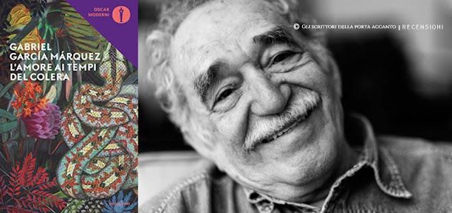 Copertina: L'amore ai tempi del colera, di Gabriel García Márquez - recensione, libri, scrittori