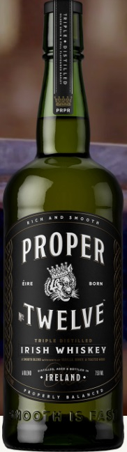 proper twelve  The Wine and Cheese Place: Conor McGregor - Proper Twelve Irish Whiskey