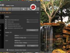 Cara Atur Ukuran Video Rekaman Layar di PC dengan Bandicam