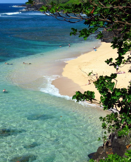 South Pacific Beaches: Scrumpdillyicious: Kaua'i: The Garden Isle Of The South
