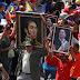 Continúan en Venezuela actos de desagravio a Bolívar y Chávez