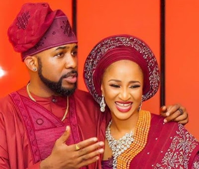 banky w adesua etomi church wedding