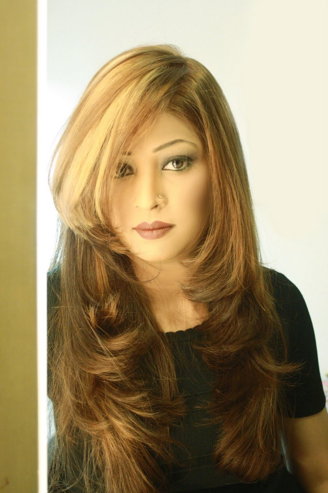 new hair style model hair styles models pakstani showbiz 5797