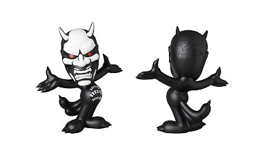 Designer Con 2018 Exclusive LASH Vinyl Figure by Mutant Vinyl Hardcore x Medicom Toy
