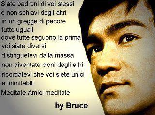 Frasi Aforismi E Altro Bruce Lee