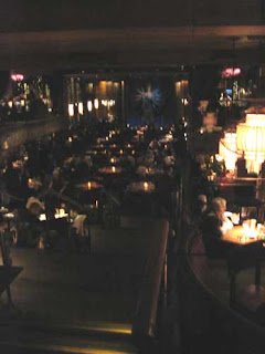 TAO's Impressive Dining Room.