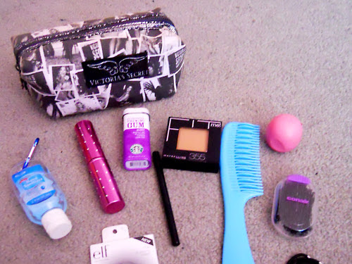 BACK TO SCHOOL: Backpack Beauty Bag