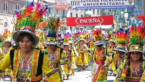 XXIX Entrada Universitaria UMSA se realizará el sábado 30 de Julio