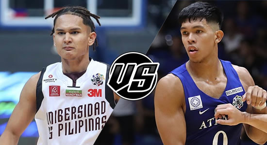 Live Streaming List: Ateneo vs UP UAAP Season 81 - Game 1 FINALS