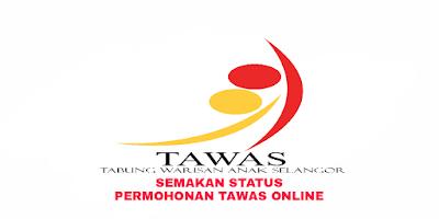 Semakan Status Permohonan TAWAS 2019 Online