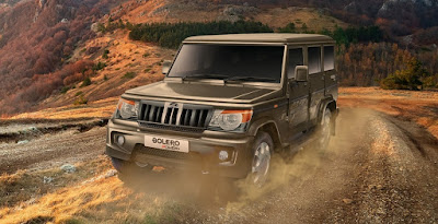 Mahindra Bolero Power Plus SUV off road  Hd Images
