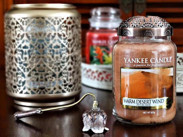 avis Warm Desert Wind de Yankee Candle, bougie yankee candle, yankee candle, just go collection, blog bougie, candle blog, candle review, vent des sables yankee candle