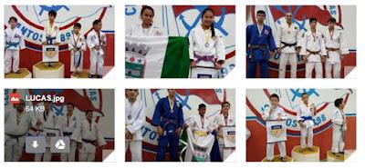 Associação Registrense de Judô  participa no Torneio de Judô José Vidal Sion e conquista muitas medalhas