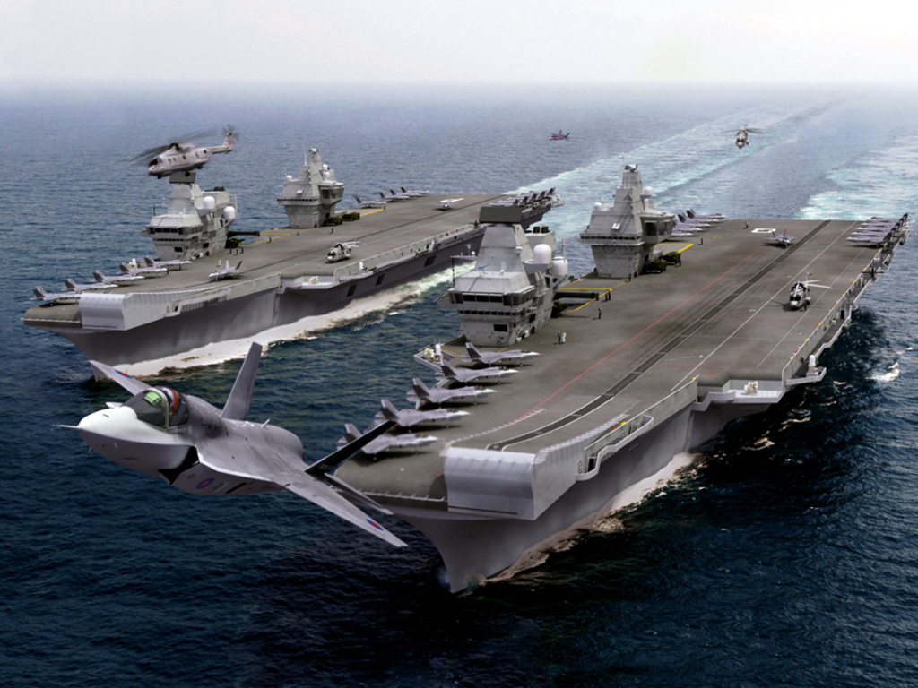 sports: Aircraft Carrier Wallpapers.......