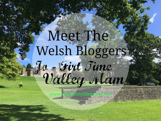 meet the welsh bloggers blog series highlighting talented bloggers in wales this week is Jo of First Time Valleys Mam who blogs about her life in the South Wales Valleys with her autistic son