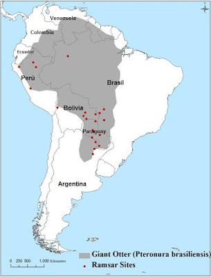endangered mammals southamerica